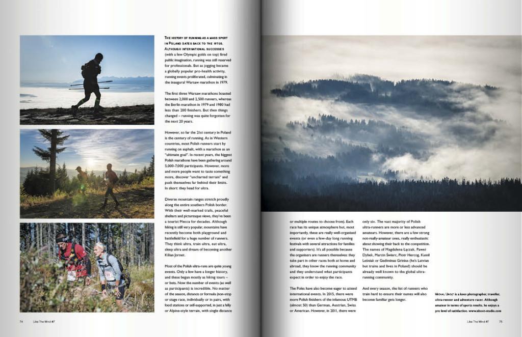 No 7 - Serie photo sur la scene ultratrail en Pologne par Michal Unolt (http://uboot-studio.com/)